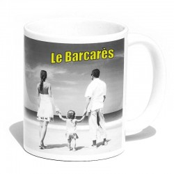 Photo sur mug céramique blanc