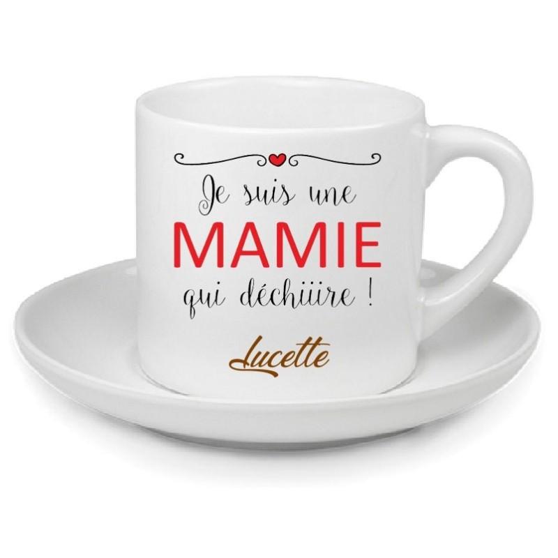 Tasse personnalisé I love coffee