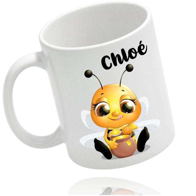 Mug-personnalisable plastique incassable