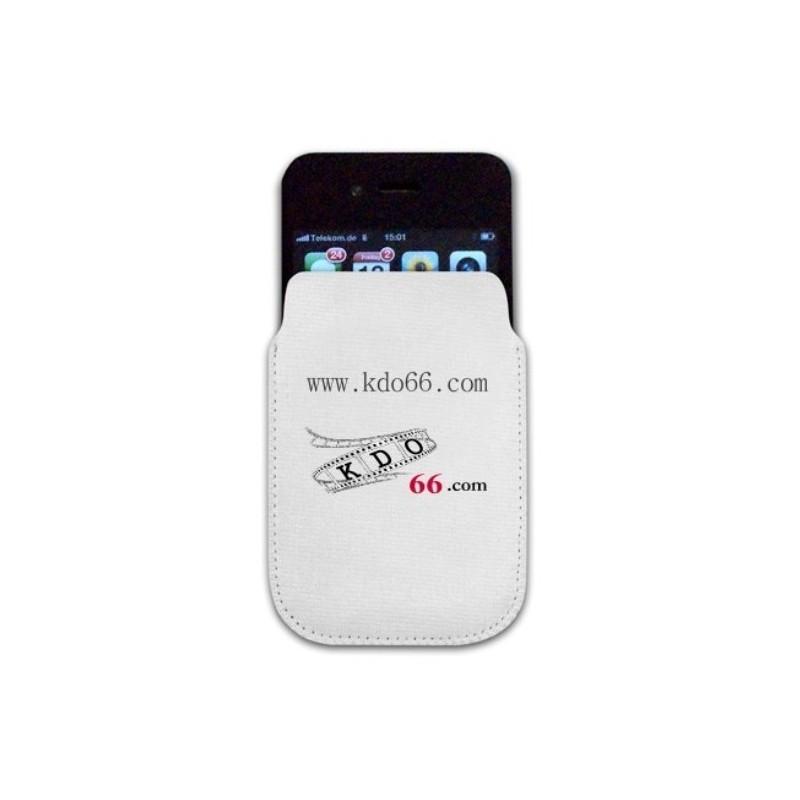 Pochette personnalisé téléphone
